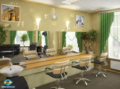 Дизайн интерьера салона красоты: фото, стили интерьера, интерьер ... | 296x400